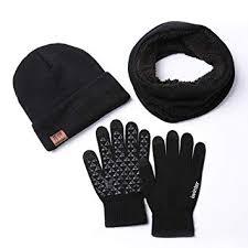 Uoyov 2019 Autumn and Winter New Hat Scarf ... - Amazon.com