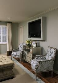 great idea to frame out a flat screen tv bedroomravishing aria leather office