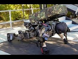 China's <b>2nd Generation Military</b> Exoskeleton System as Good as US ...