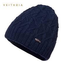 VEITHDIA winter hats for <b>men</b> skullies <b>double layer</b> gorro <b>men's</b> ...