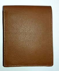 Pure Leather <b>Male Genuine Leather</b> Brown/black Wallet/purse, Rs ...