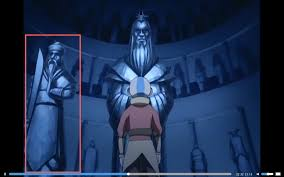 this series has a great attention to detail sure but who the this series has a great attention to detail sure but who the hell is this guy and where is avatar kyoshi
