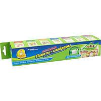 <b>Пакеты</b> с замком-слайдером для хранения и замораживания ...