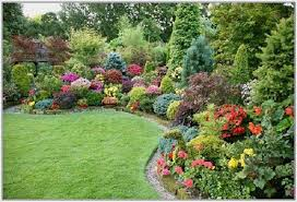 Small Picture Bedroom Small Perennial Garden Design Com With Romantic Flower