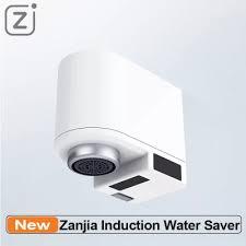 Zanjia Automatic Induction Water Saver For Kitchen Bathroom ...