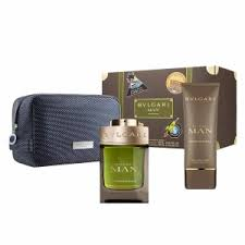 Bvlgari <b>Man Wood Essence</b> Eau de Parfum 100ml + Wood Essence ...
