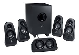 amazoncom logitech z506 surround sound home theater speaker system external tv speakers electronics amazoncom logitech z906 surround sound speakers