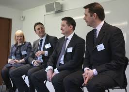 an insight into finance industry careers our mba alumni alumni panel discussion