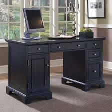 home styles bedford black computer desk black computer desks