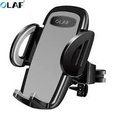 <b>OLAf</b> One Click Release Car Phone Holder <b>Universal Air Vent</b> ...