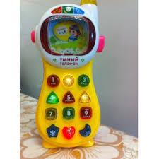 """Отзывы о Развивающая игрушка <b>Play Smart</b> """"Умный <b>телефон</b>"""""""