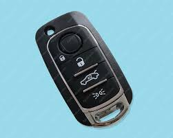 FIAT <b>Flip Key Shell</b> for new models | Apollo-Auto.com
