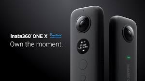 <b>Insta360 ONE X</b> Redefines the Action Camera with <b>5.7K</b> Video ...