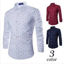 <b>ZOGAA</b> Formal Wear Men Long sleeved Slim fit Shirts <b>Multi color</b> ...