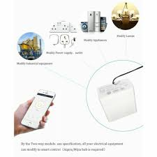 Home, Furniture & DIY Xiaomi <b>AQara Two-Way Module</b> Smart ...
