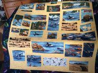 338 Best <b>Animal</b>/<b>Wild</b> Life Quiltsd images in 2020 | Panel quilts ...