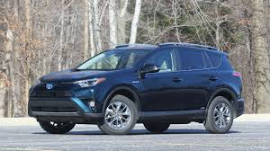 <b>2017 Toyota RAV4</b> Hybrid Review: In The Competition's Crosshairs