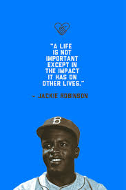 A life is not important except in the impact it has on other lives ... via Relatably.com