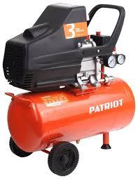 <b>Компрессор</b> масляный <b>PATRIOT Euro</b> 24-240, 24 л, 1.5 кВт ...