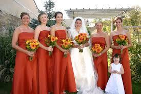 ideas burnt orange: ideas burnt orange wedding dresses burnt orange wedding dress trend   fashion gossip