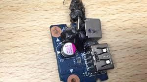 <b>Lenovo G580</b> DC Power jack repair - Replacement Power Jack ...