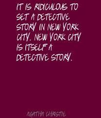 Detective Story Image Quotation #7 - QuotationOf . COM via Relatably.com