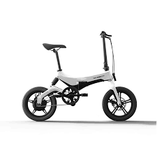 <b>ONEBOT S6 LED</b> light Electric Bike Folding Bicycle 250W 50km ...
