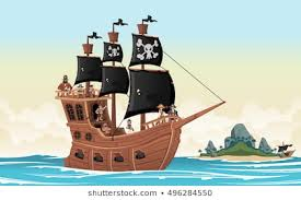 <b>Pirate Ship Woman</b> Images, Stock Photos & Vectors | Shutterstock