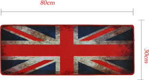 80*30 CM <b>Anti</b>-<b>Slip World Map</b> Speed Game Mouse Pad Gaming ...