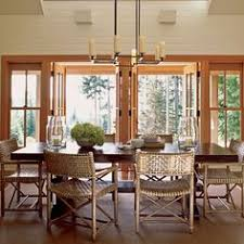 elegant pacific northwest homes casual dining roomsrustic casual dining room lighting