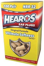 HEAROS Ultimate Softness Foam Earplugs, 32dB ... - Amazon.com