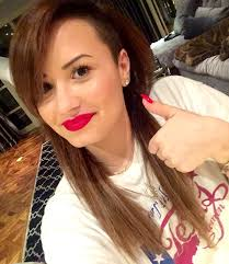 "Demi Lovato on Going Back to Brown Hair Color: ""Gonna Give My Hair a. Celebrity Beauty Thursday April 10, 2014 11:15AM - 1397139093_demi-lovato-brunette-zoom"