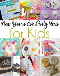 New Year Craft Ideas New Years Eve Party Ideas For Kids Simply Being Mommy