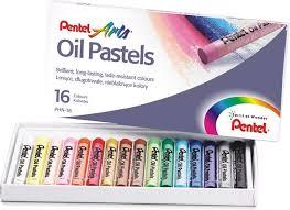 <b>Пастель масляная Arts</b> Oil Pastels, 16 цветов | Купить с доставкой ...