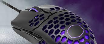 Обзор игровой <b>мыши Cooler Master</b> MM711 / Overclockers.ua