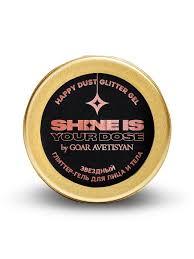 <b>Звездный глиттер-гель для лица</b> и тела Shine Is 11088505 в ...