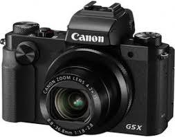 <b>Фотоаппарат Canon PowerShot G5</b> X черный 20.2Mpix Zoom4.2x ...