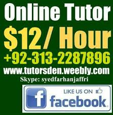 Ahnaf Online Tutor In Pakistan  Online Tuition and Private Tutoring Academy  Online Tutor Academy  Math Online Tutor  GCSE  Science  O     level Tutor