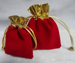 Velvet Jewelry Bags Wholesale | Ahoy Comics