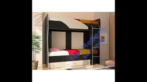 Детская <b>двухъярусная кровать Мийа Стиль</b> - YouTube