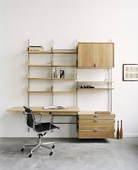 photograph by meredith heuer algot white wall mounted storage solution
