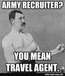Overly Manly Man - How to be overly manly via Relatably.com