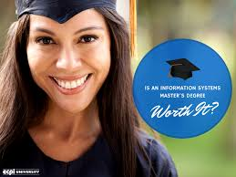 is an information systems master s msis degree worth it