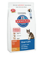 <b>Hills Science Plan Feline</b> Oral Care - Quadrant Pets