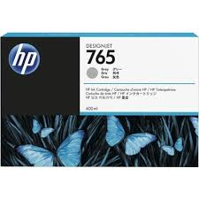 <b>Картридж HP</b> F9J53A (№765) Gray для DesignJet T7200 (<b>400ml</b> ...
