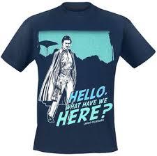 <b>Lando Calrissian</b> | <b>Star</b> Wars <b>T</b>-<b>Shirt</b> | EMP
