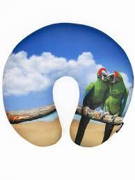 <b>Подушка Animal Green</b> Parrot ( для сна) One Size - ElfaBrest