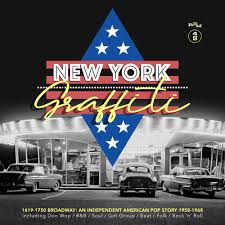 <b>Various Artists</b> - <b>New</b> York Graffiti - album review