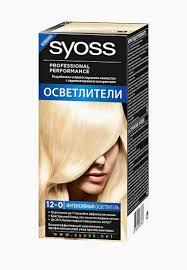 <b>Краска для волос Syoss Color</b> 12-0 Интенсивный осветлитель, 50 ...