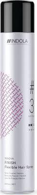 <b>Indola Лак</b> для волос легкой фиксации Finish #3 <b>Style</b> Innova, 500 мл
